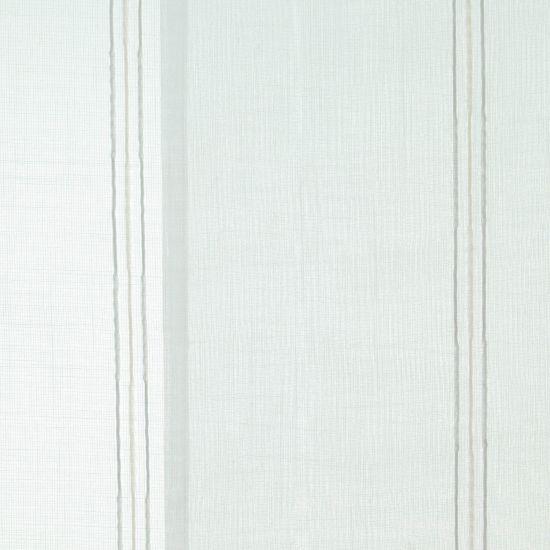 VITRAGE À RAYURES FANTAISIES 60 X 120 CM