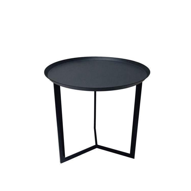 TABLE D'APPOINT EN METAL