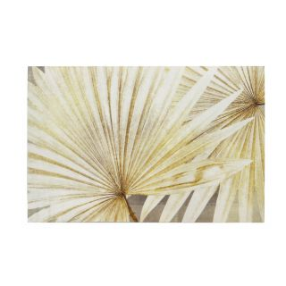 SET DE TABLE PALME LAVABLE