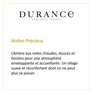 BOUQUET PARFUMÉ 100ML - DURANCE
