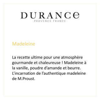 RECHARGE BOUQUET PARFUMÉ 250ML - DURANCE