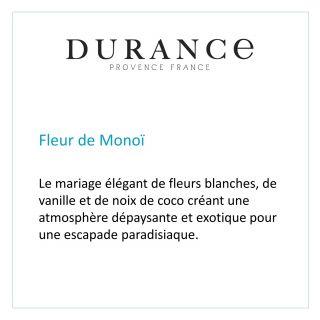 RECHARGE BOUQUET PARFUMÉ 250ML - DURANCE