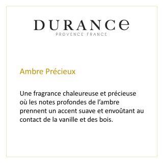 PARFUM D'AMBIANCE 100ML - DURANCE