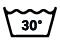 Lavage à 30 °