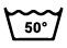 Lavage à 50 °